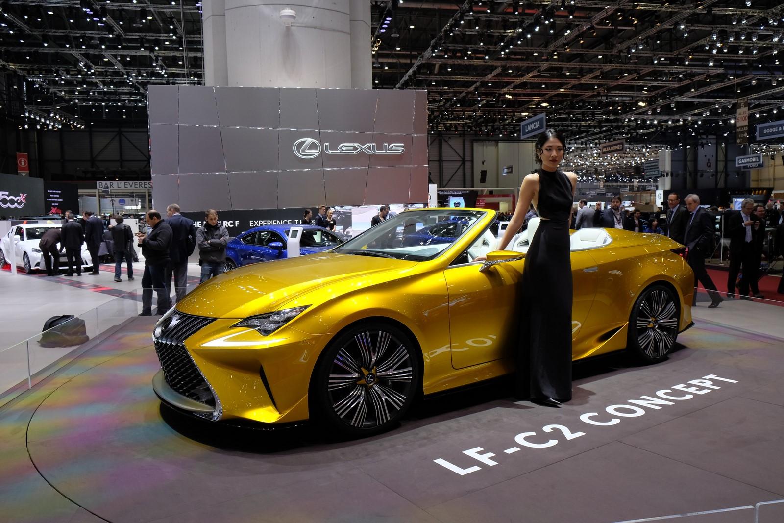 Lexus LF-C2 concept (4)