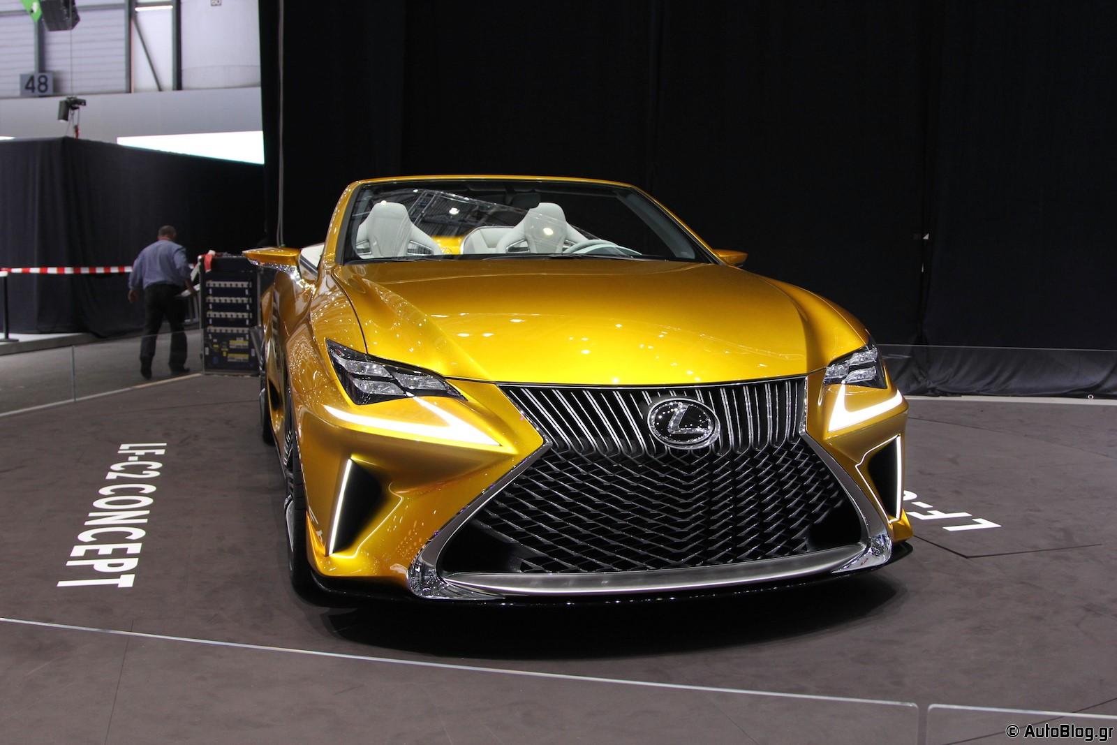 Lexus LF-C2 concept (9)