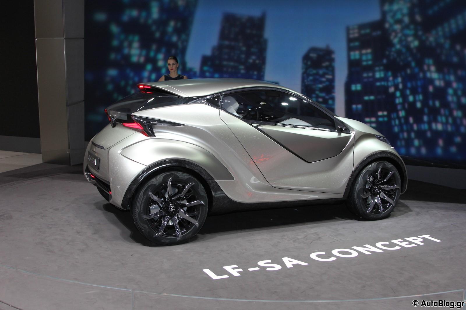 Lexus LF-SA Concept (1)