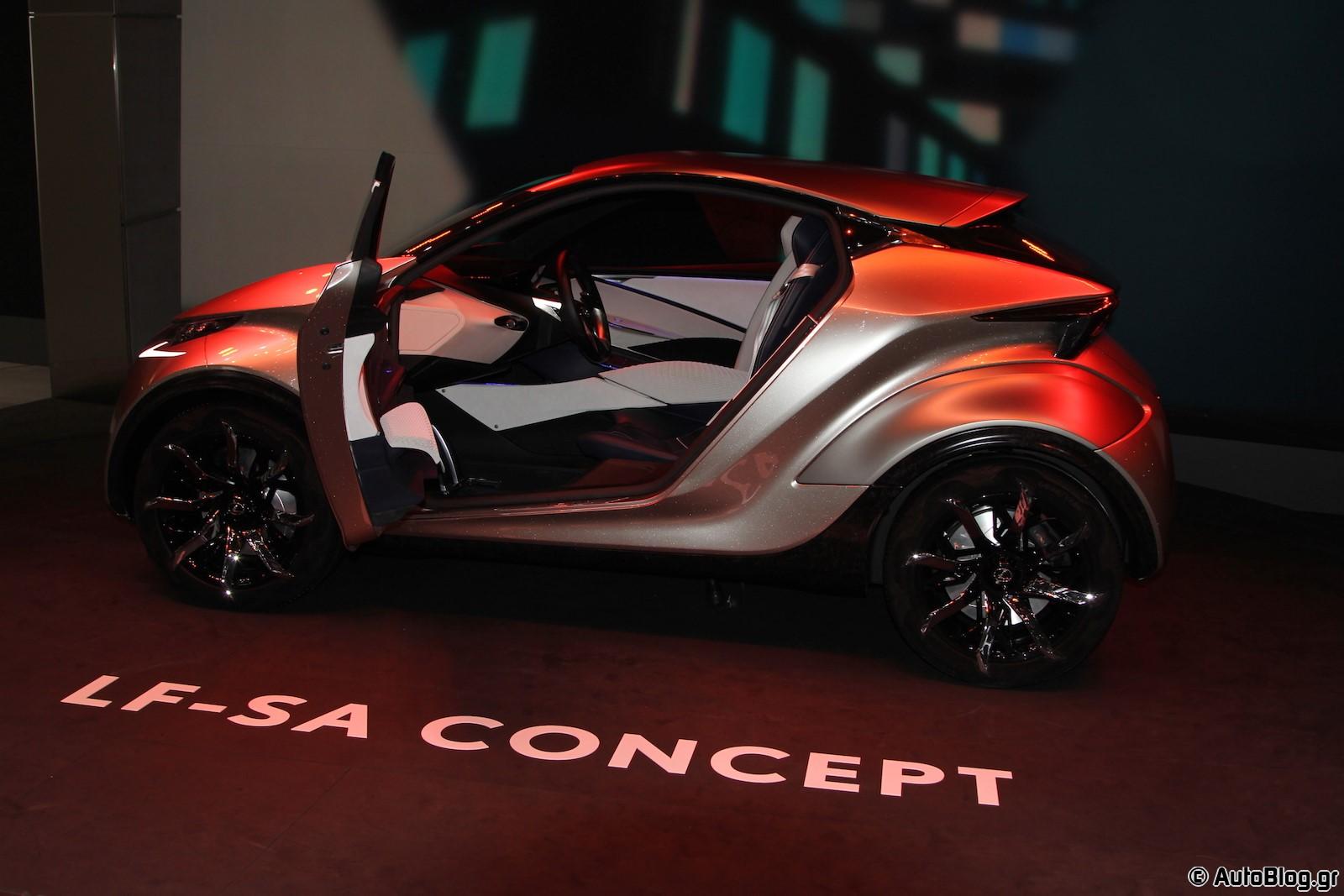Lexus LF-SA Concept (14)