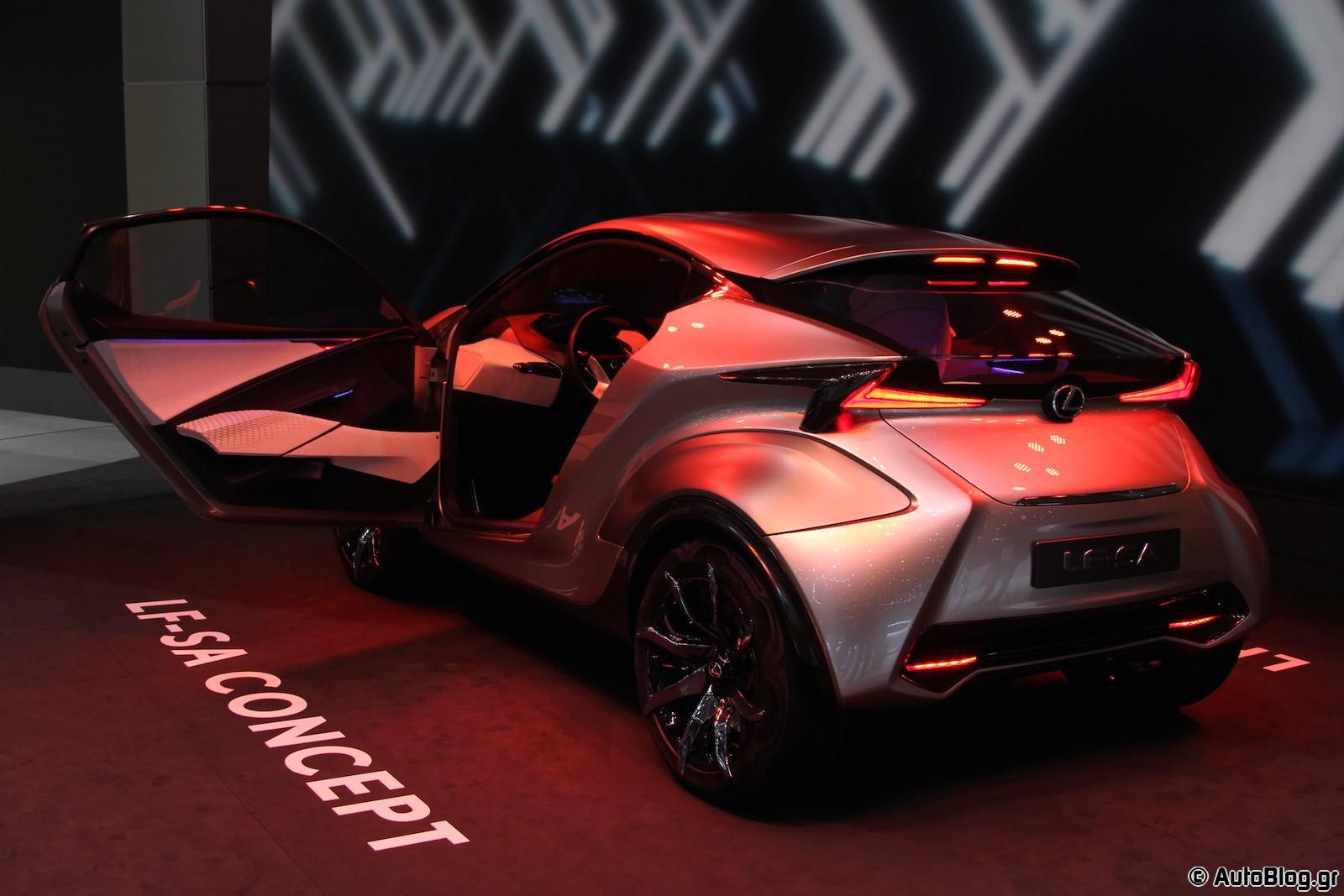 Lexus LF-SA Concept (15)