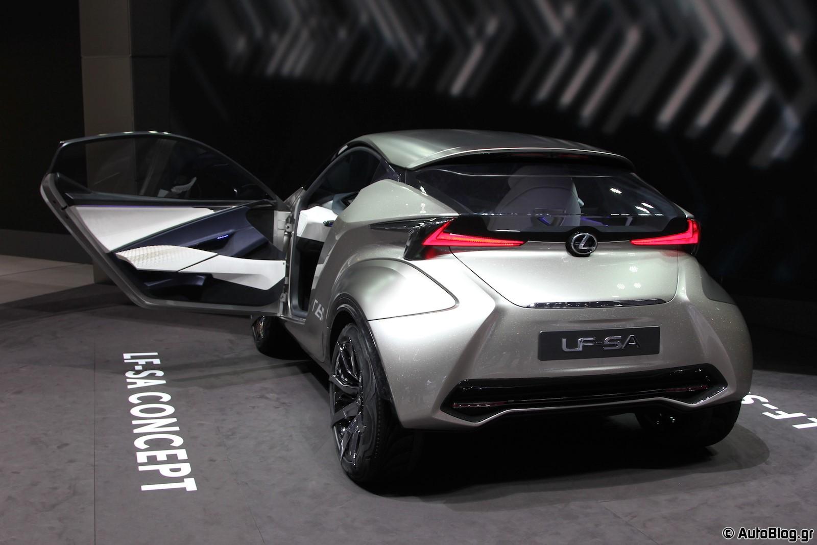 Lexus LF-SA Concept (16)
