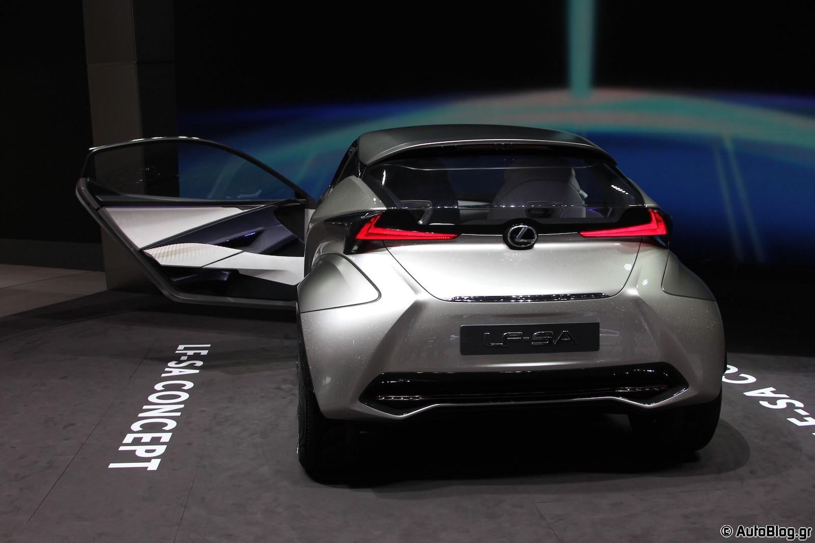 Lexus LF-SA Concept (17)