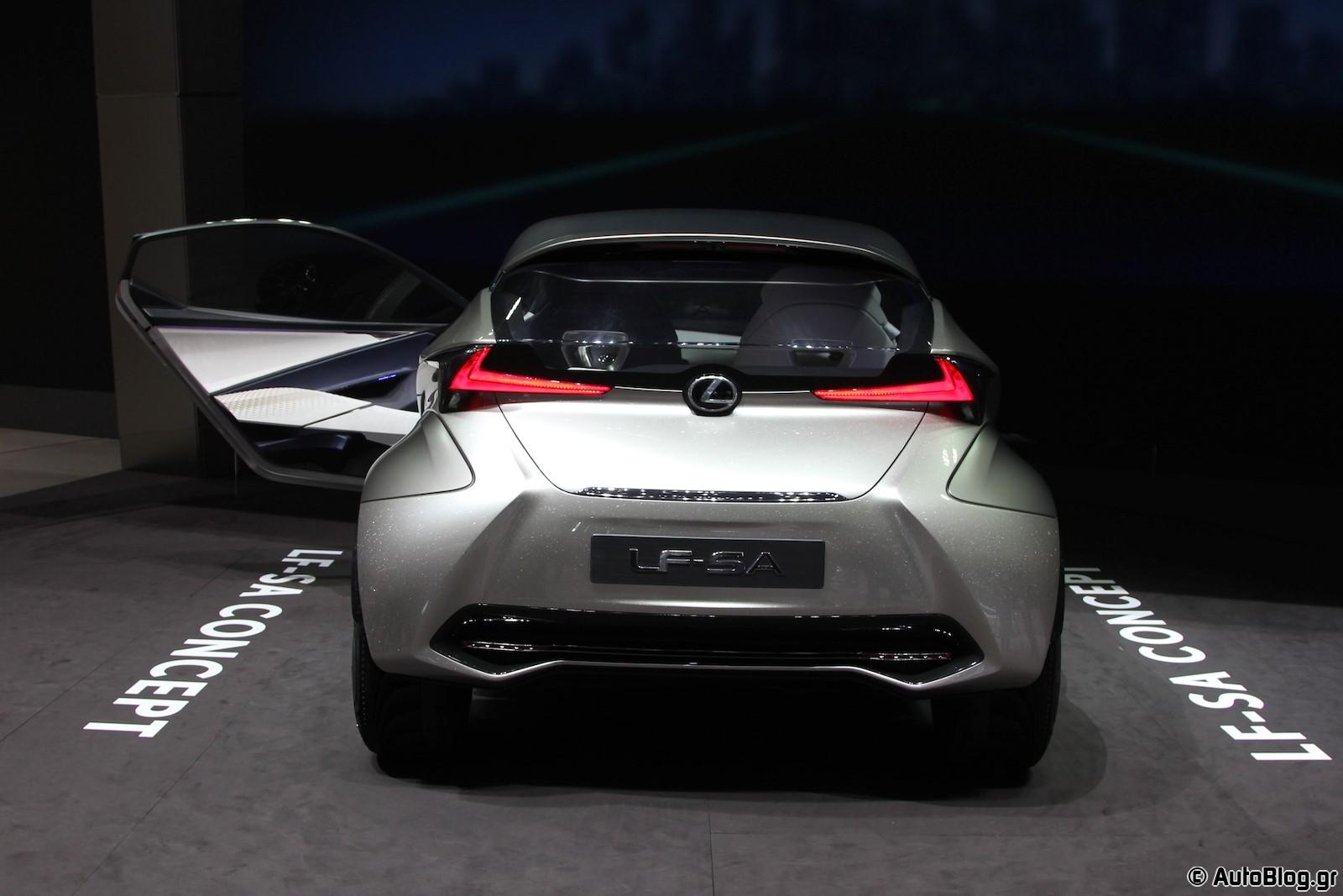Lexus LF-SA Concept (18)