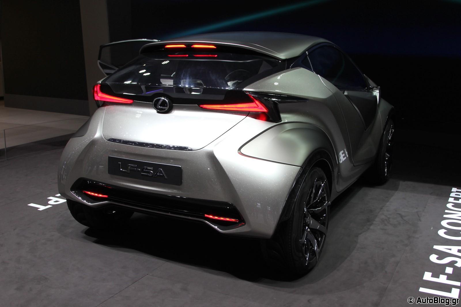 Lexus LF-SA Concept (19)