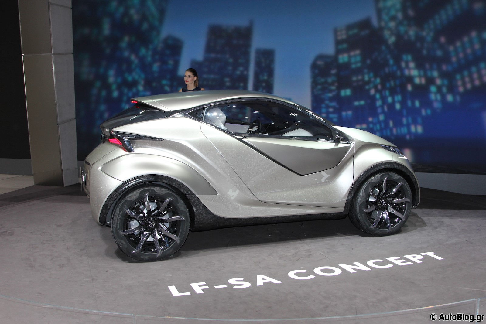 Lexus LF-SA Concept (2)