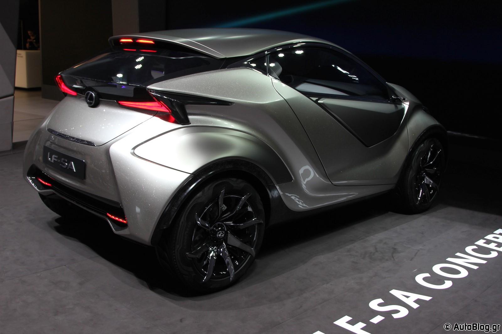 Lexus LF-SA Concept (20)
