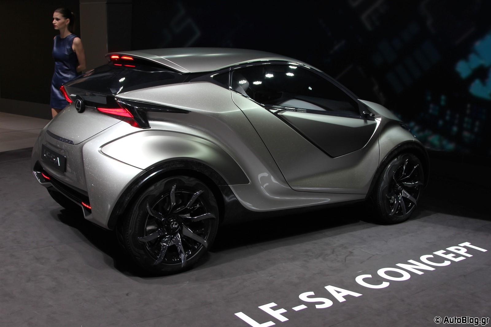 Lexus LF-SA Concept (21)