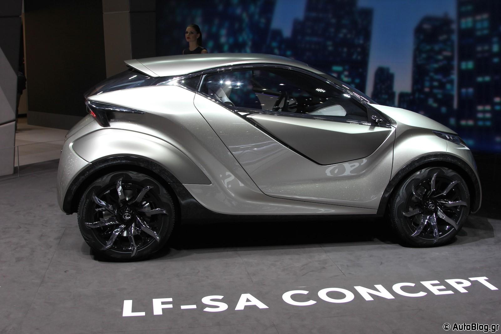 Lexus LF-SA Concept (22)