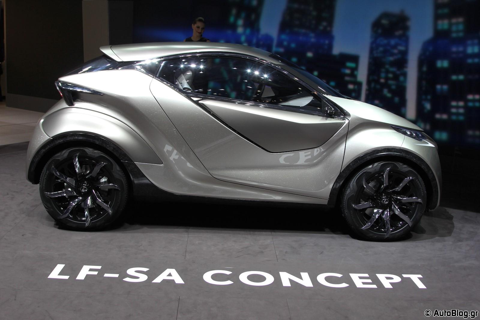 Lexus LF-SA Concept (23)