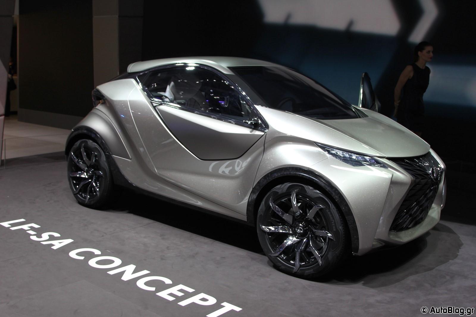Lexus LF-SA Concept (24)
