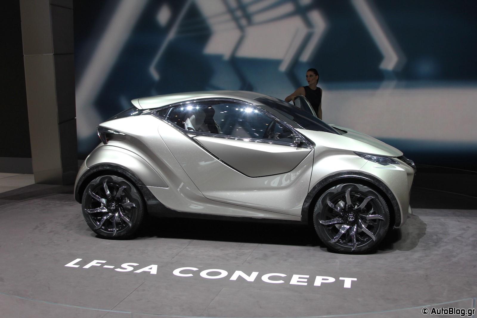 Lexus LF-SA Concept (3)