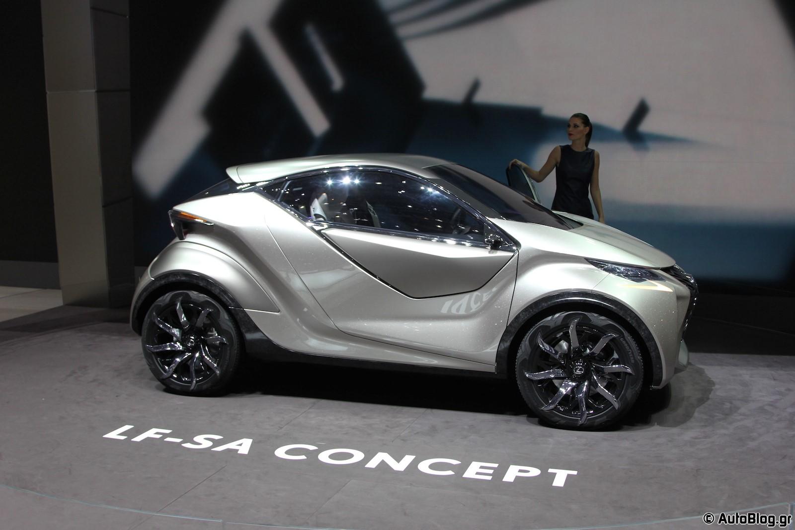 Lexus LF-SA Concept (4)
