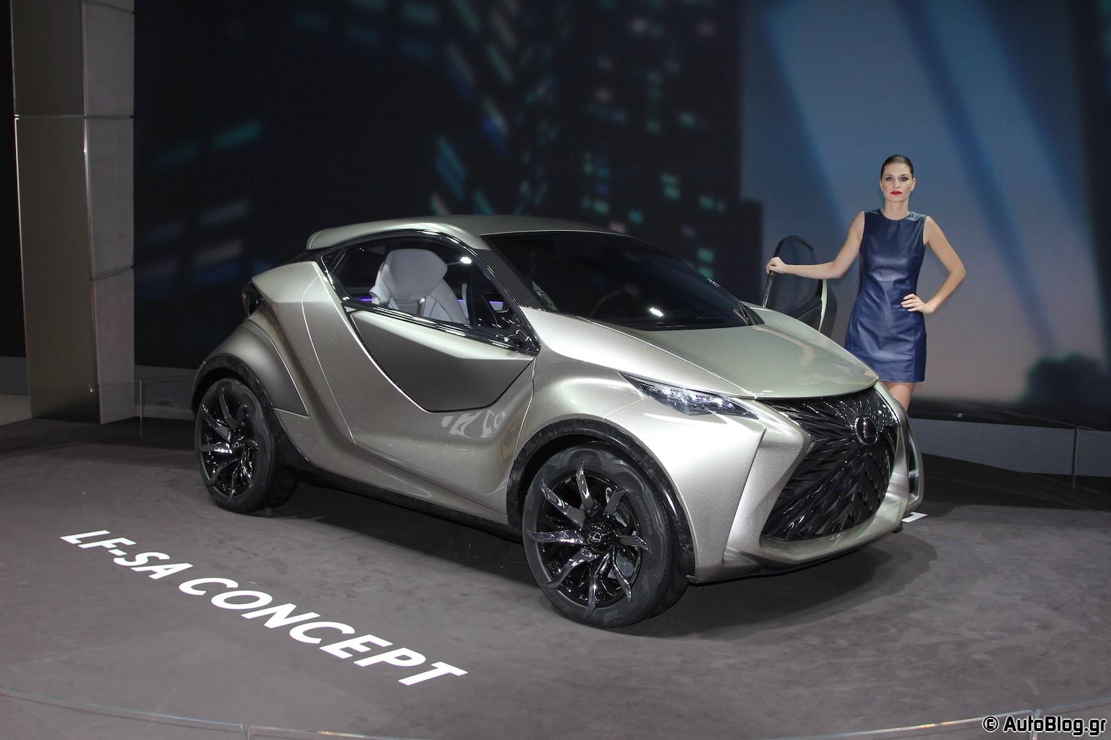 Lexus LF-SA Concept (5)