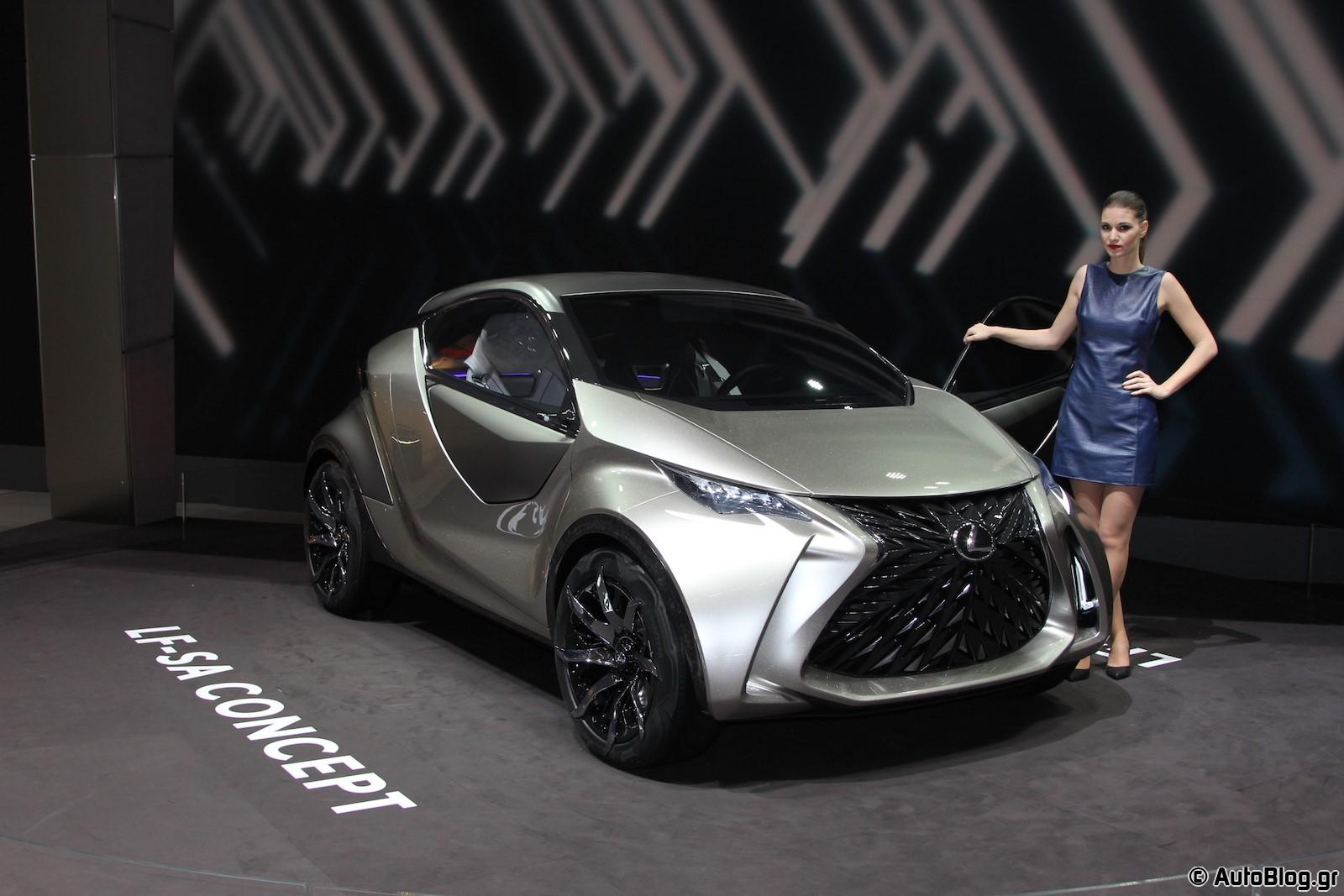 Lexus LF-SA Concept (6)