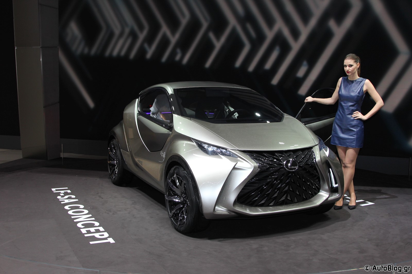 Lexus LF-SA Concept (7)