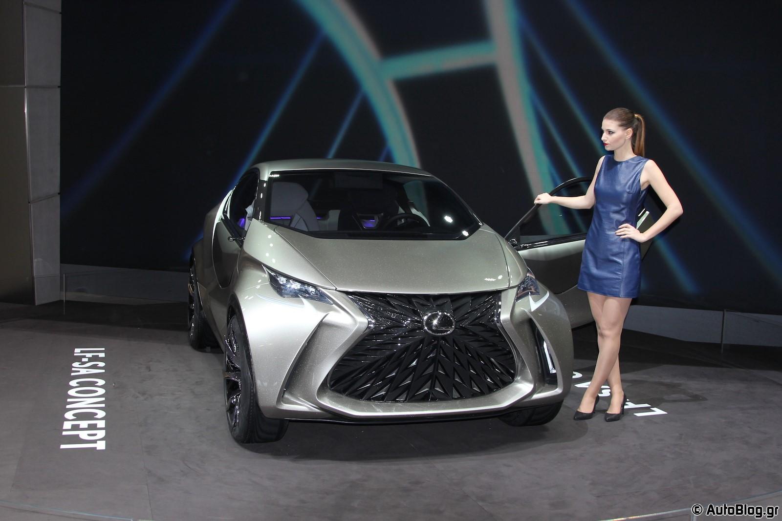 Lexus LF-SA Concept (8)