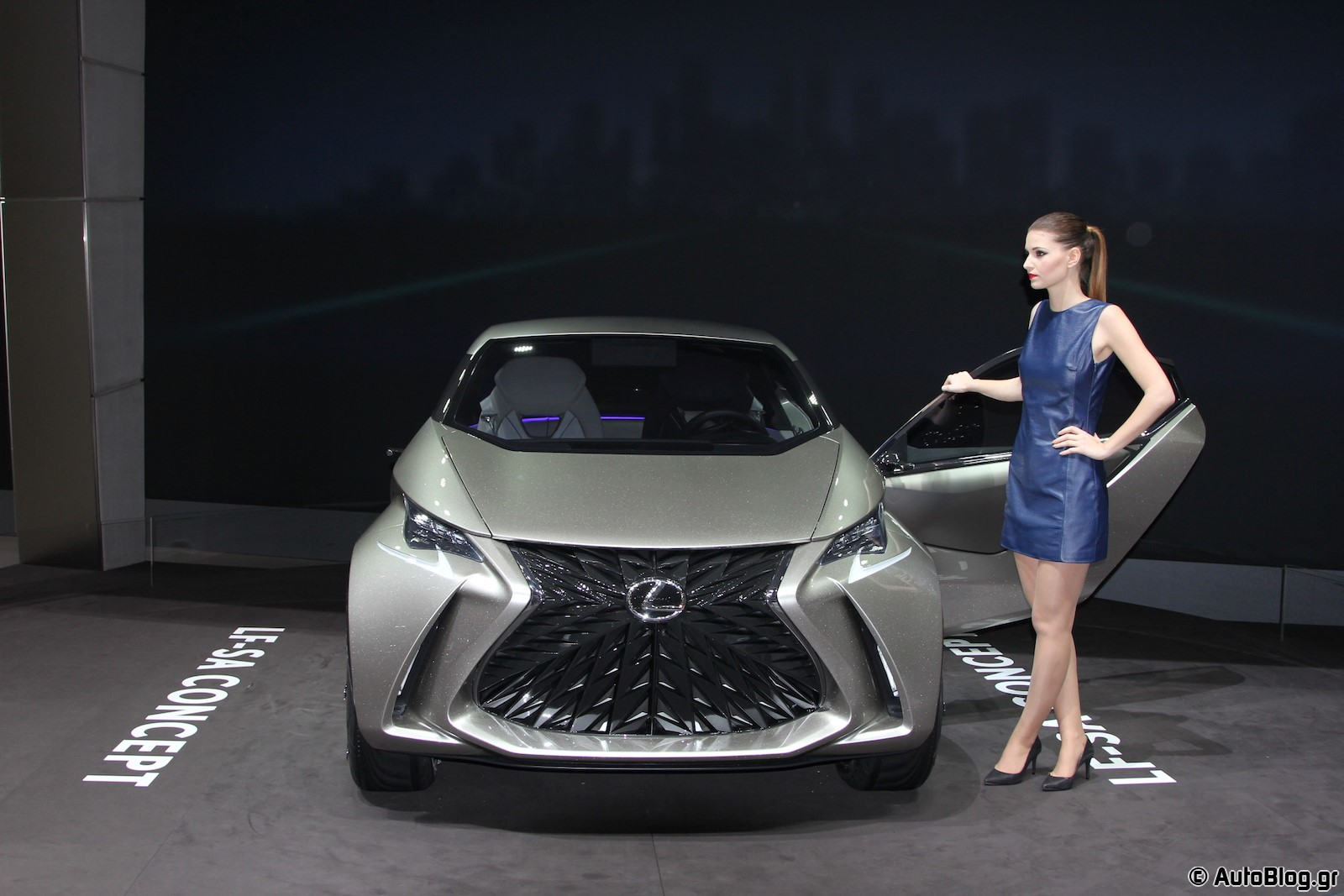 Lexus LF-SA Concept (9)