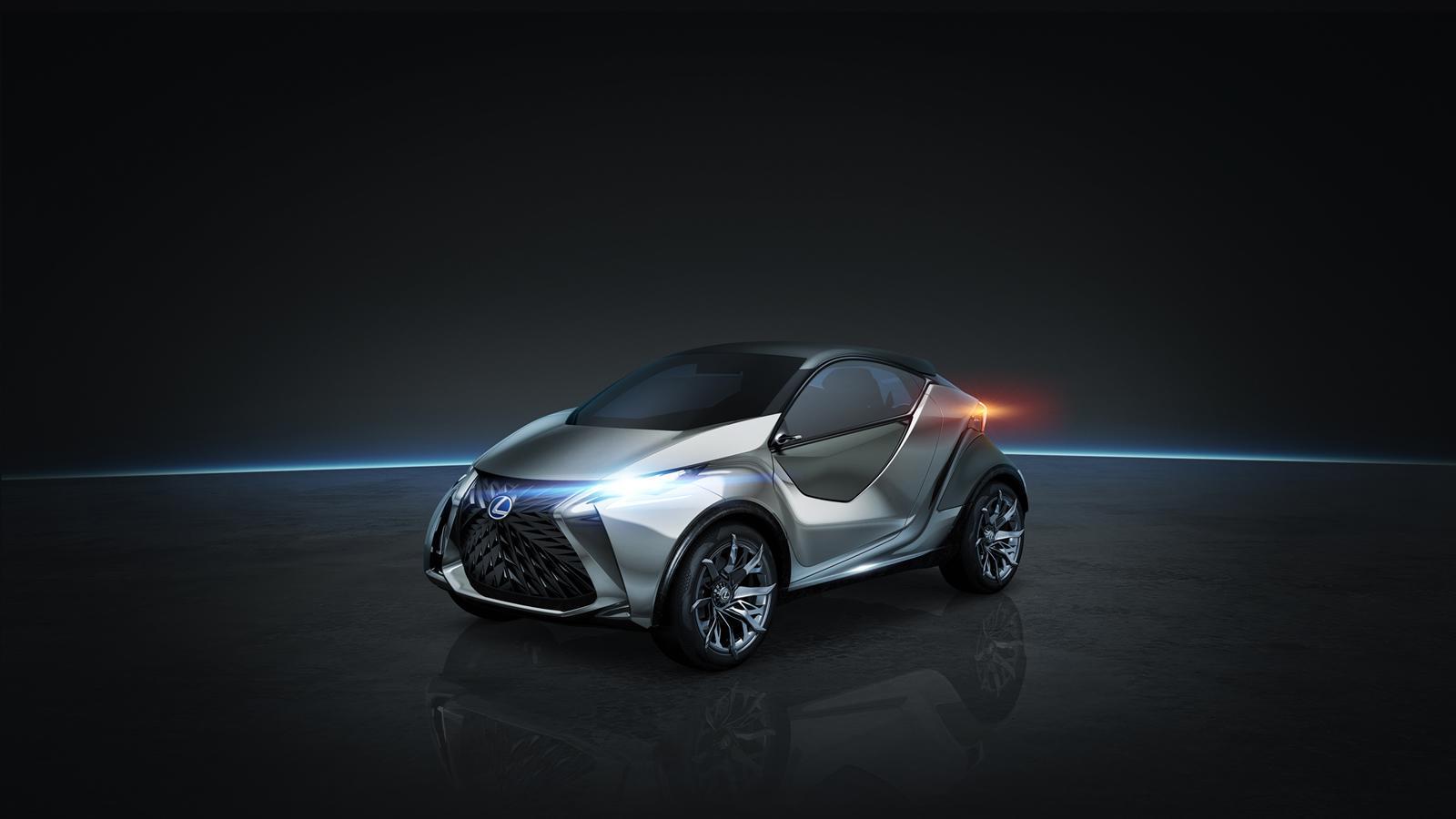 Lexus LF-SA concept 10