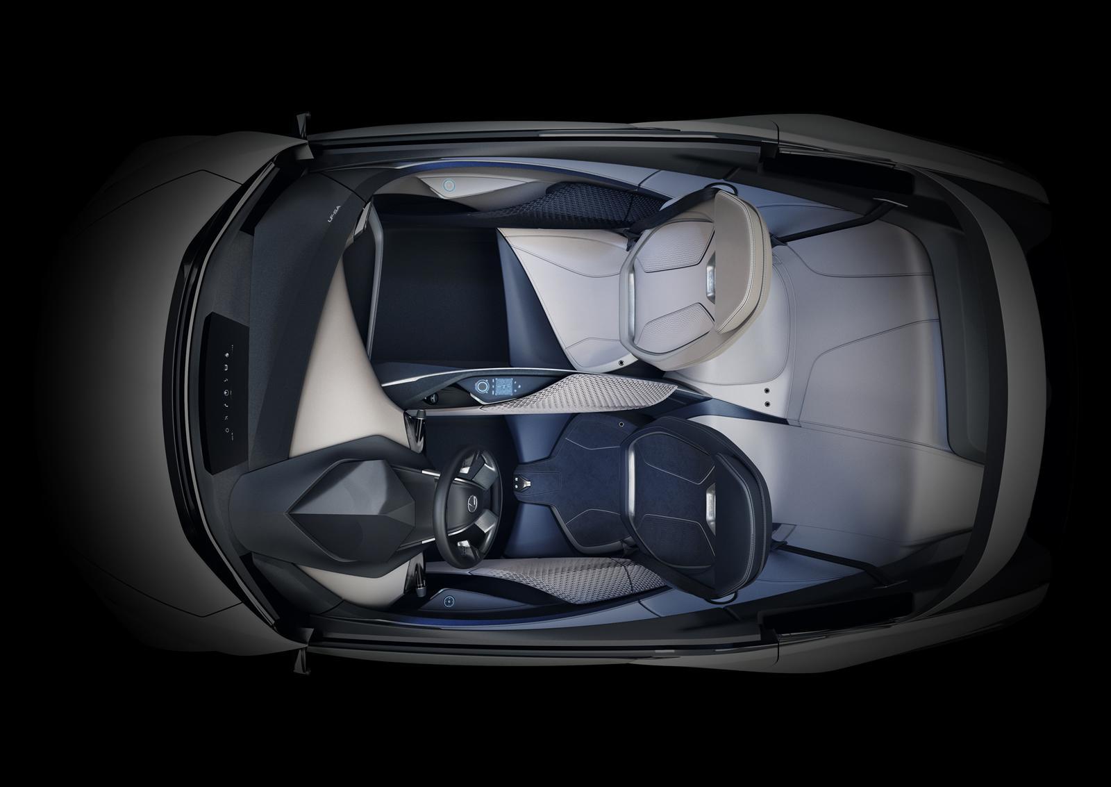 Lexus LF-SA concept 11