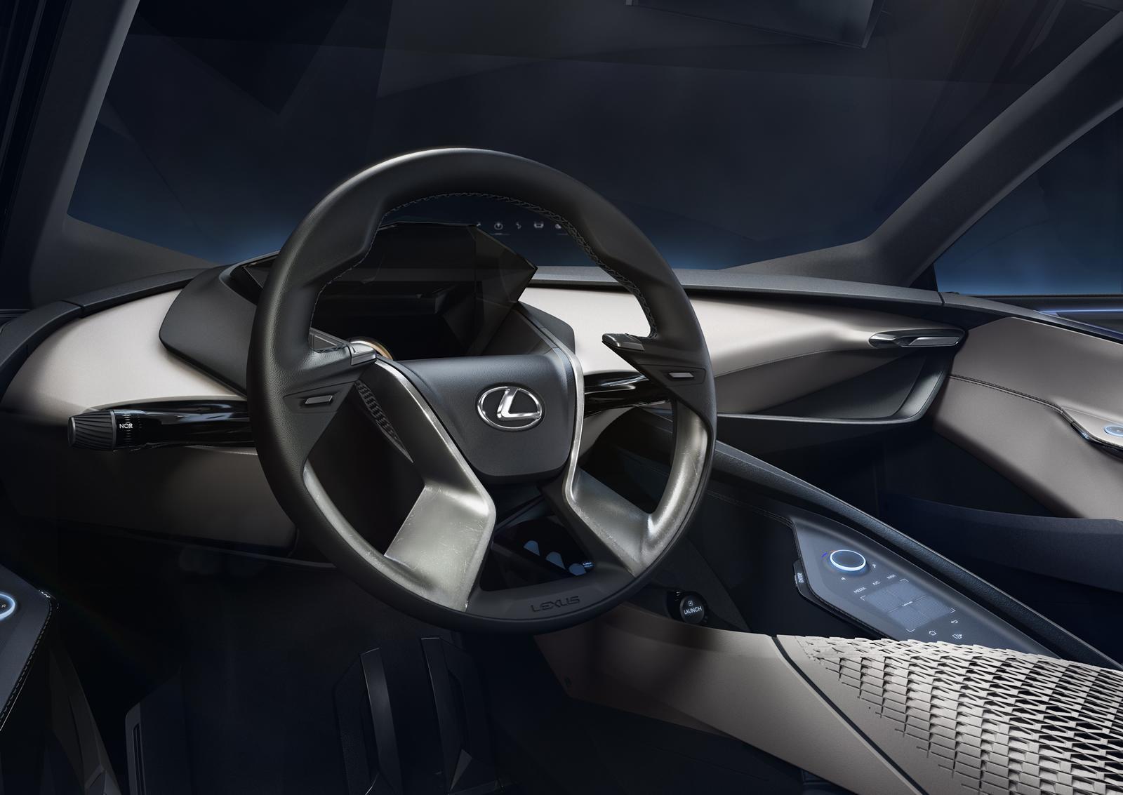 Lexus LF-SA concept 12