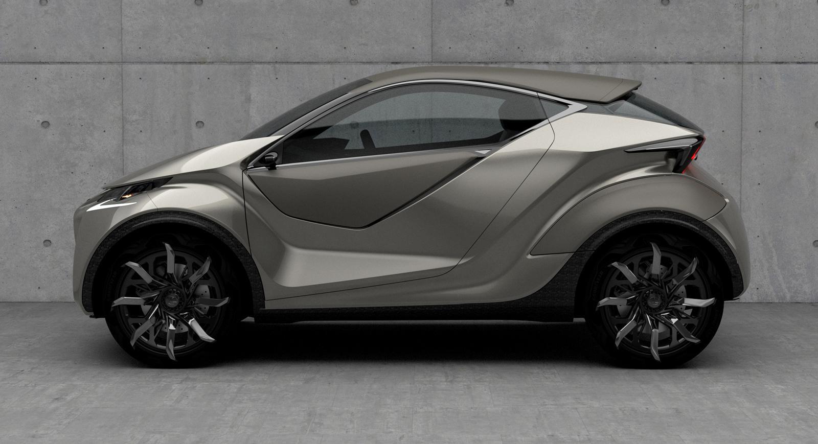 Lexus LF-SA concept 14