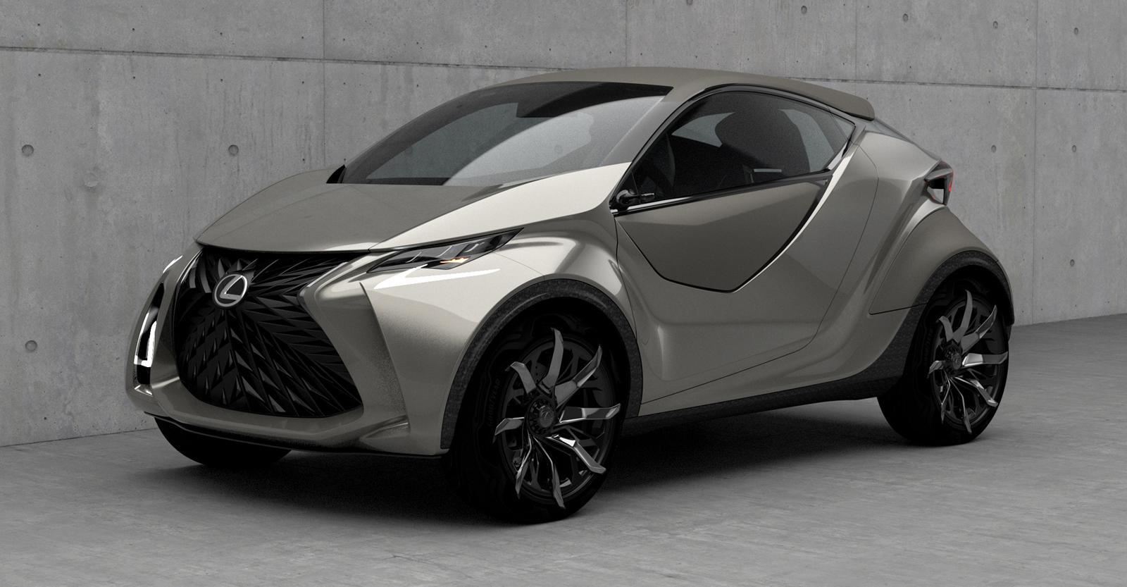Lexus LF-SA concept 15