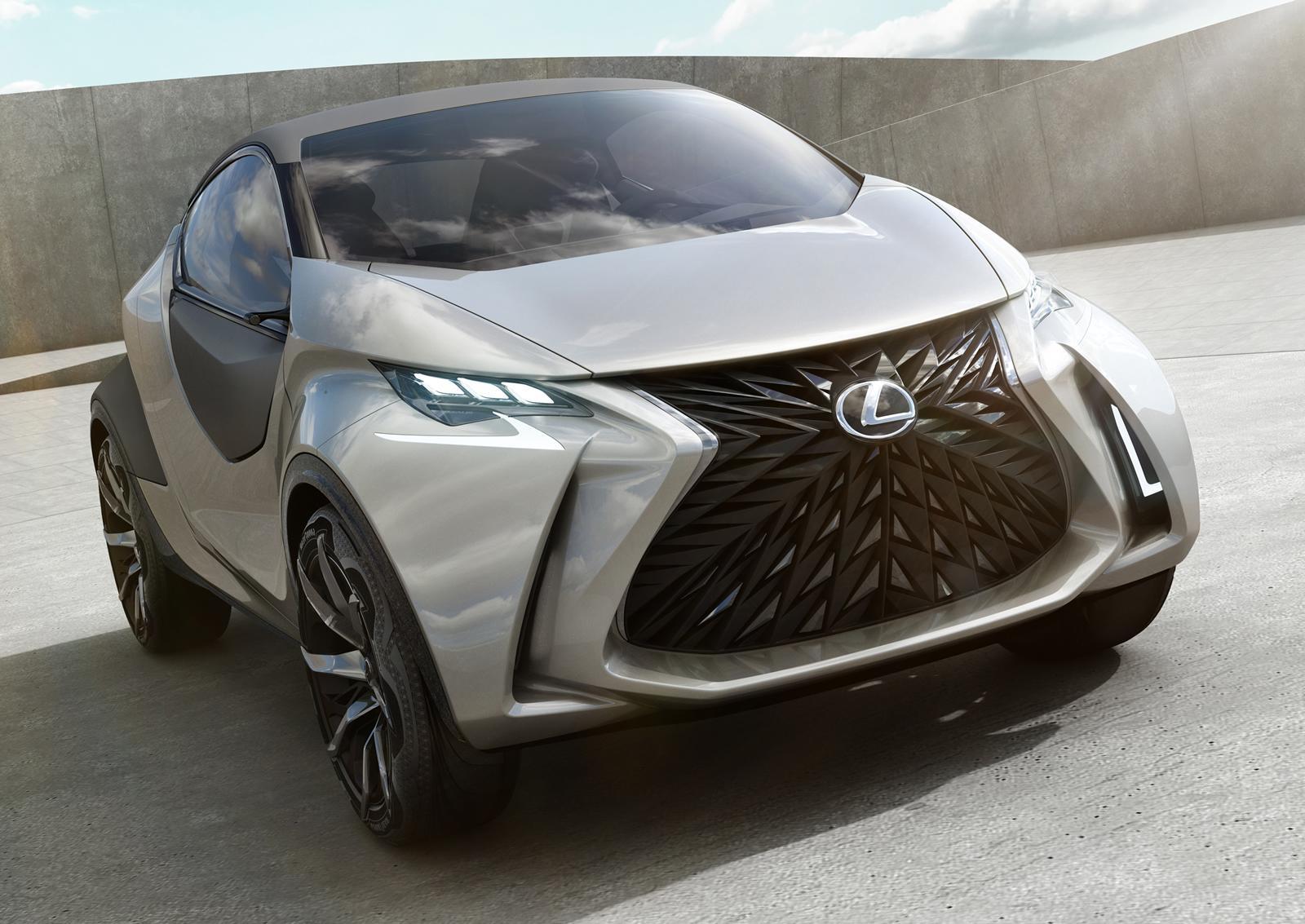 Lexus LF-SA concept 16