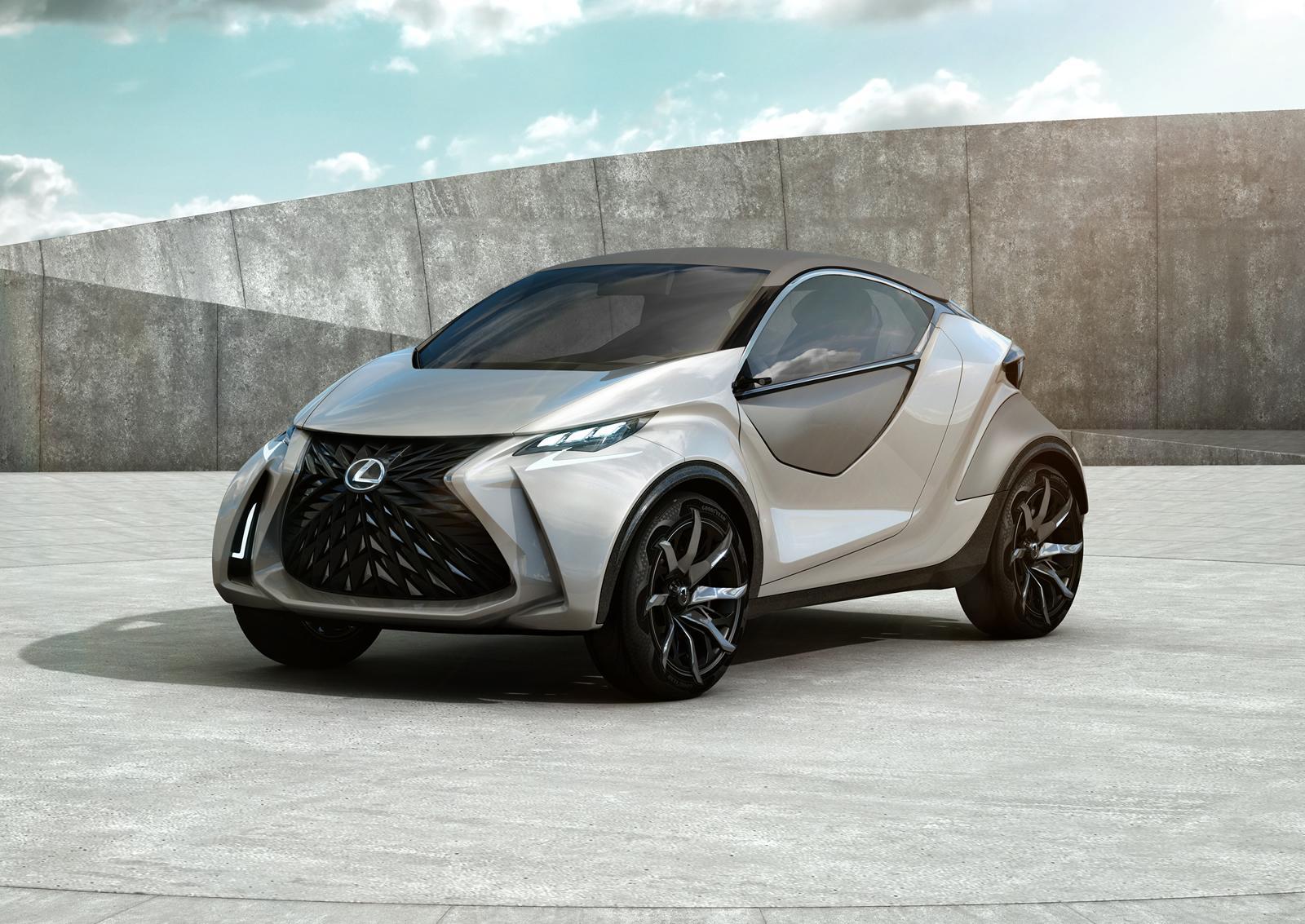 Lexus LF-SA concept 18
