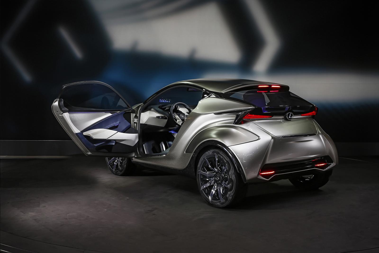 Lexus LF-SA concept 3