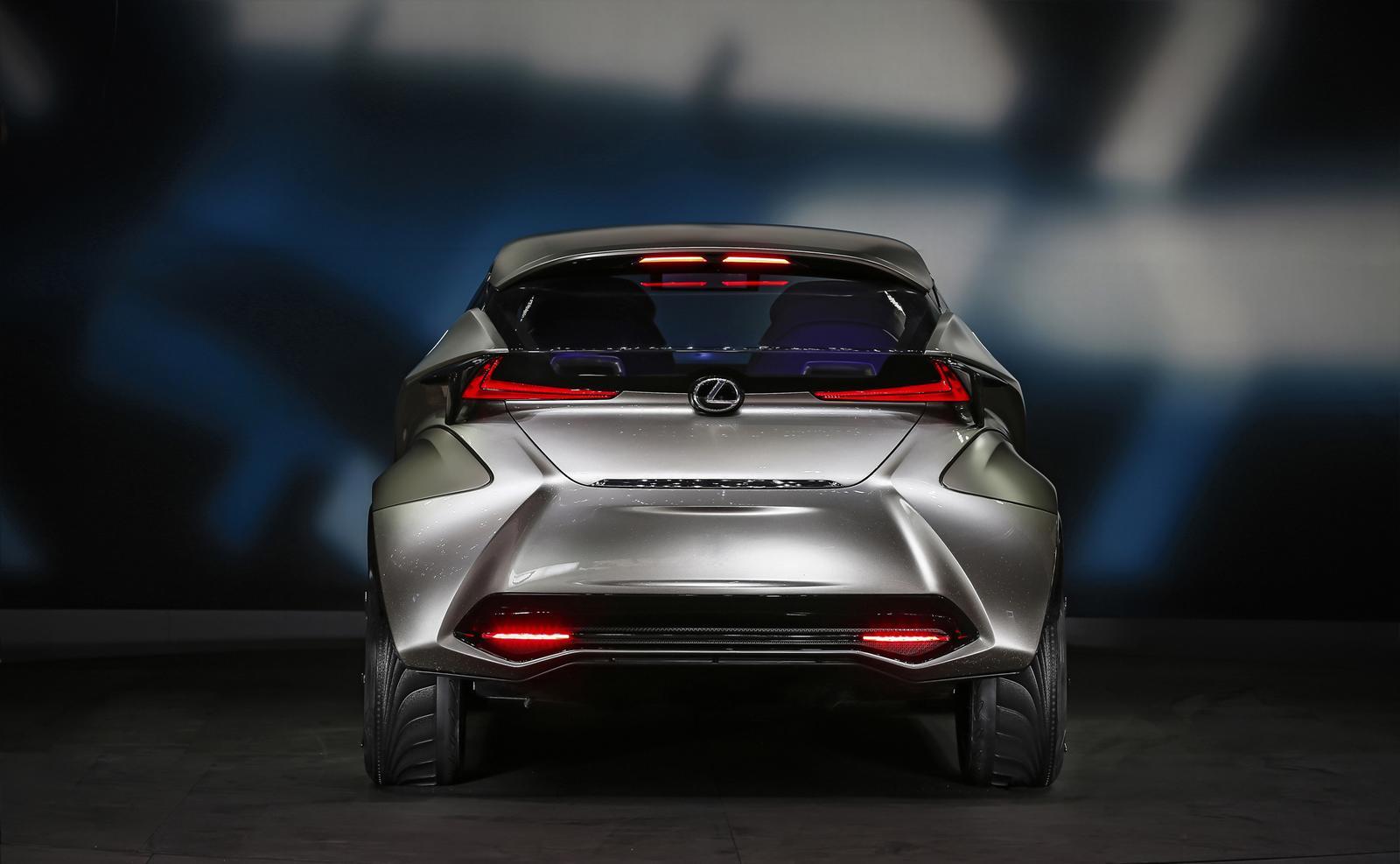 Lexus LF-SA concept 4