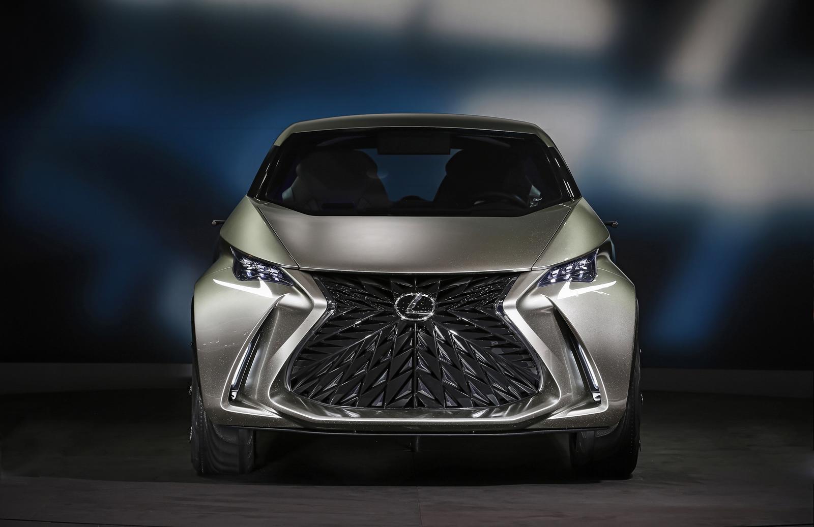 Lexus LF-SA concept 5