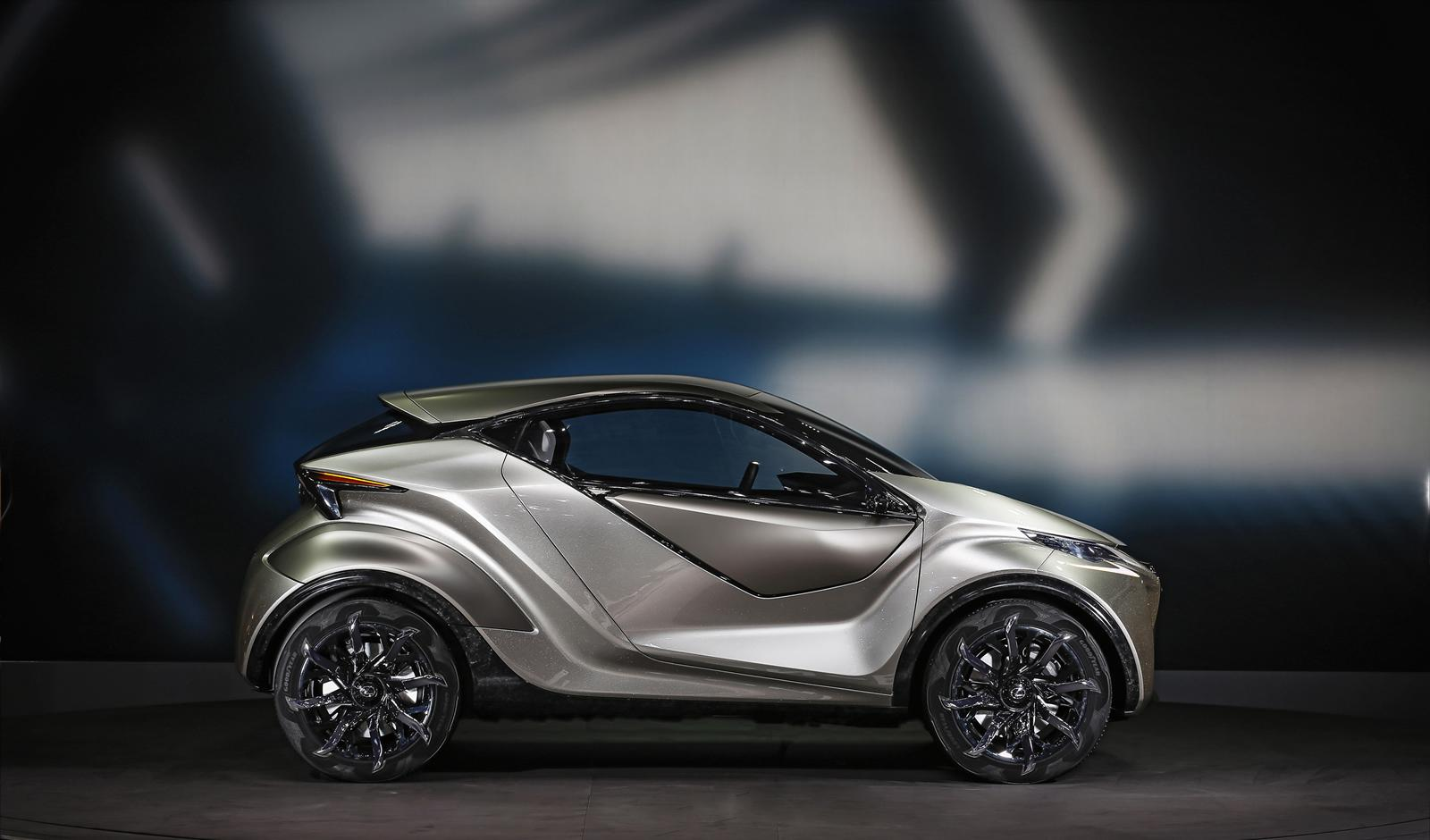 Lexus LF-SA concept 6