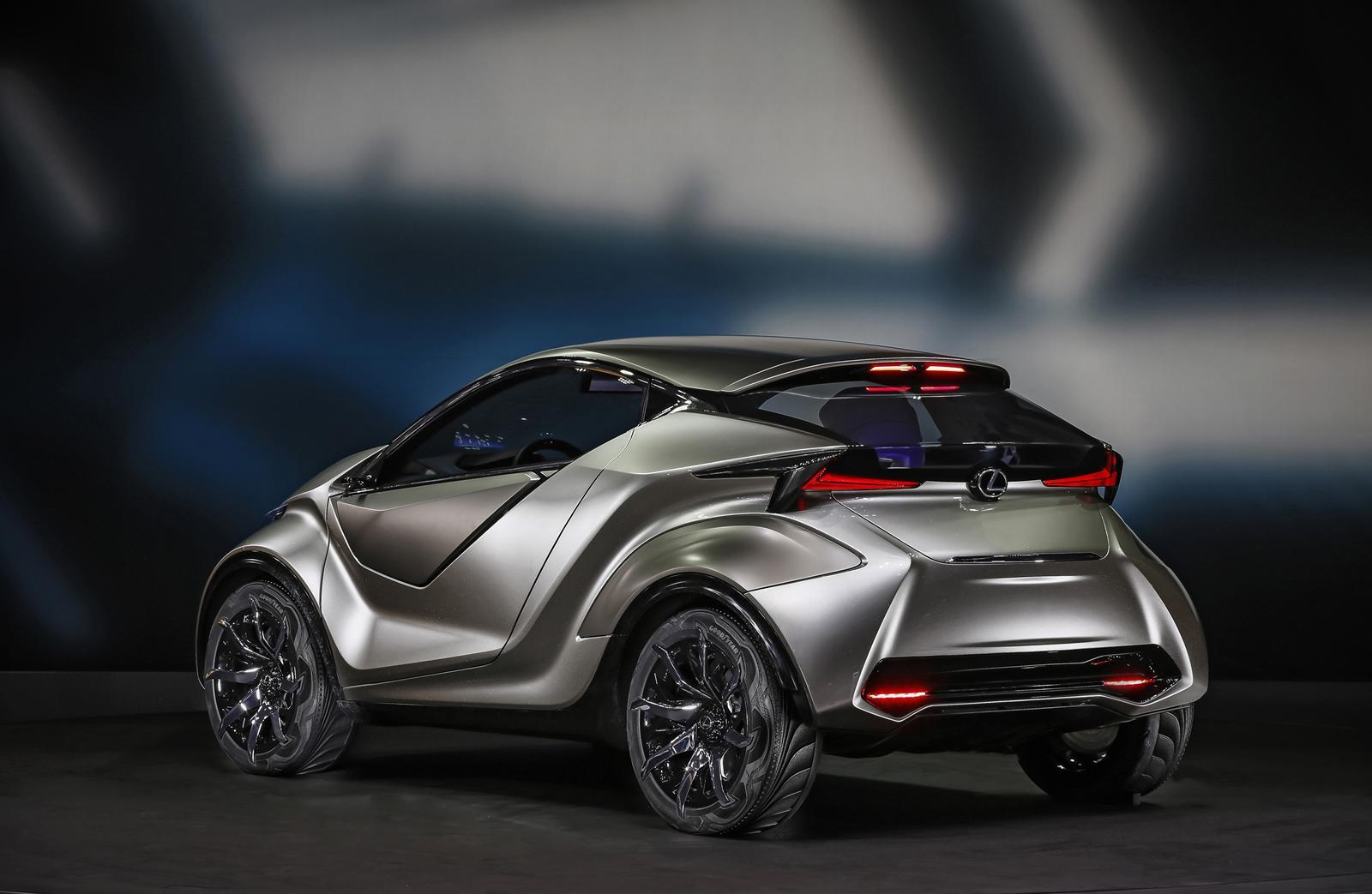 Lexus LF-SA concept 7