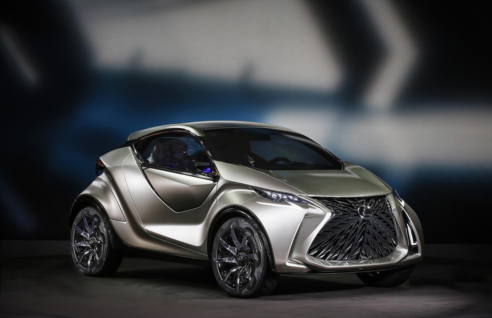 Lexus LF-SA concept 8