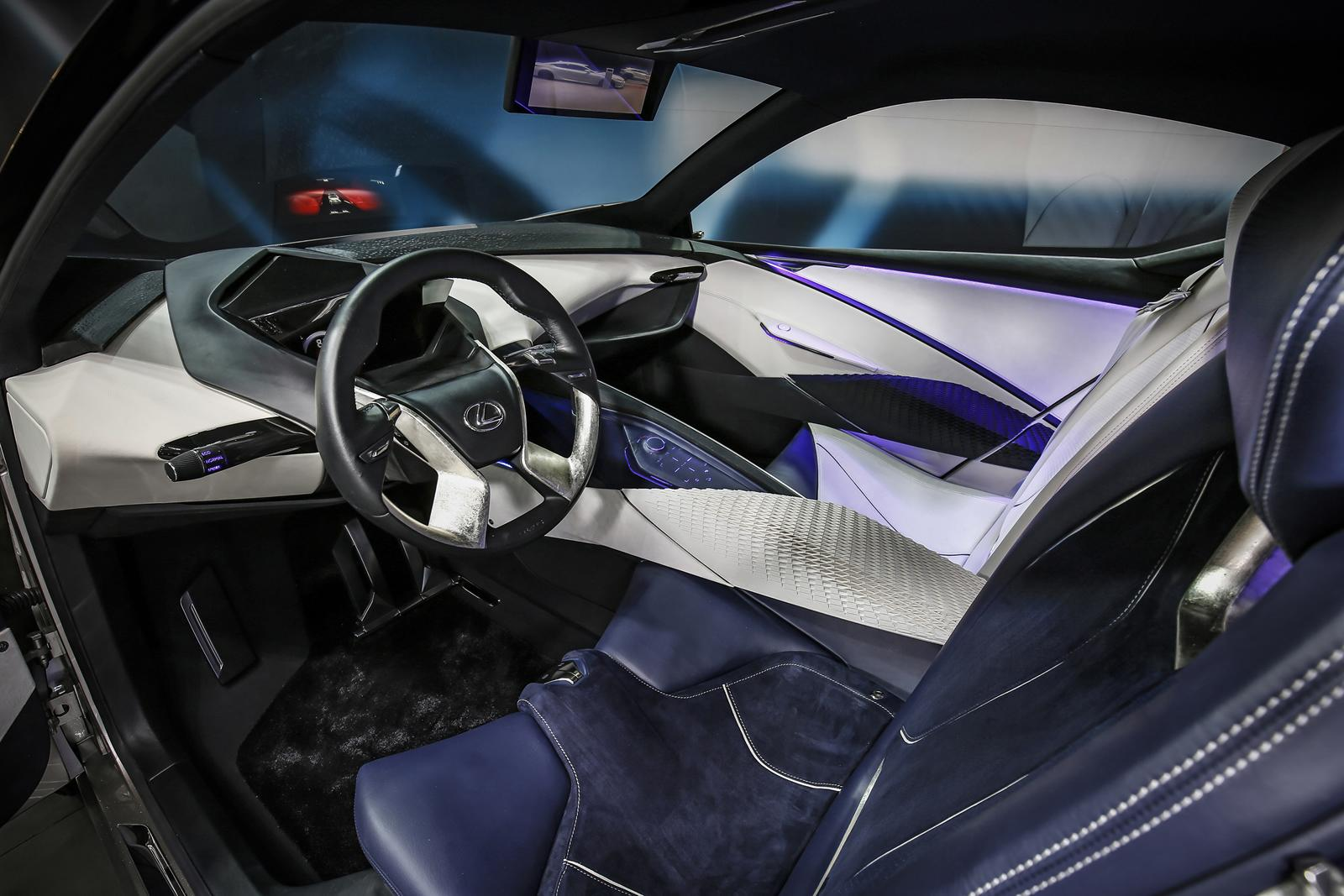 Lexus LF-SA concept 9