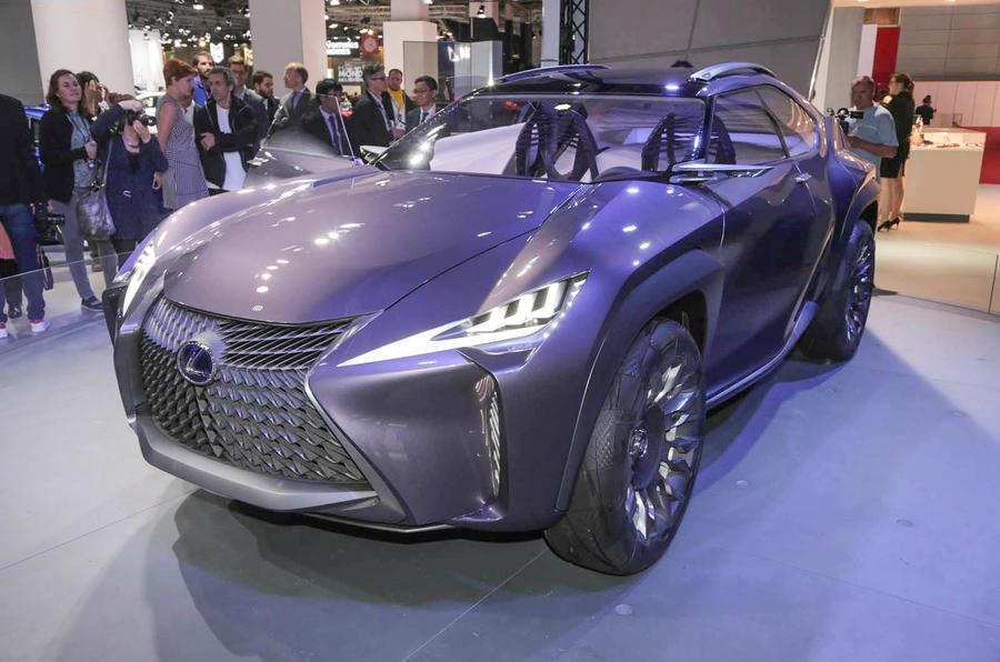Lexus UX concept (1)