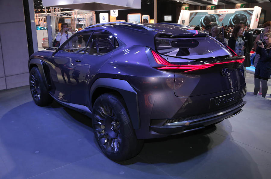 Lexus UX concept (2)