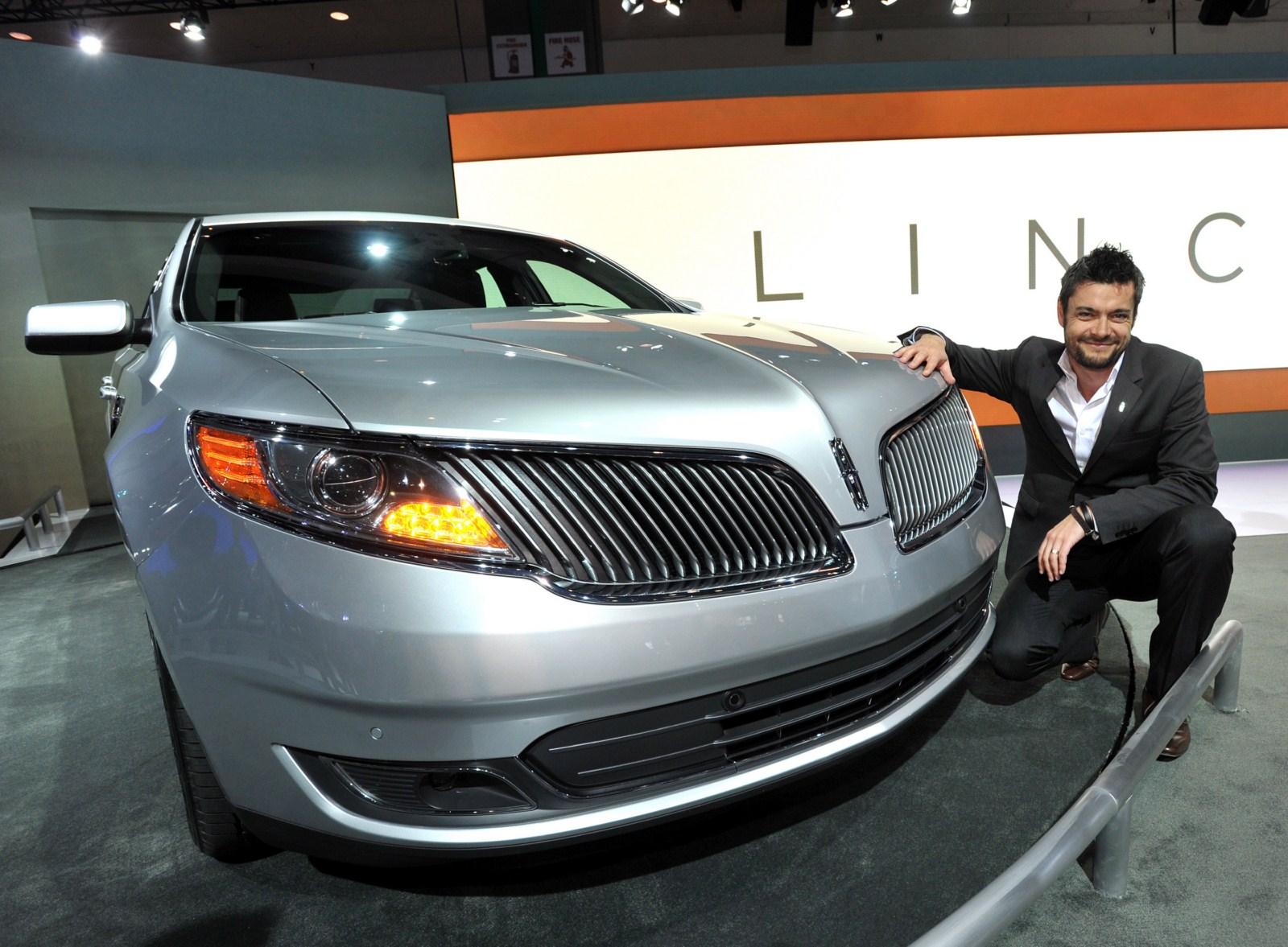 Lincoln Mks Livery Autoblog Gr
