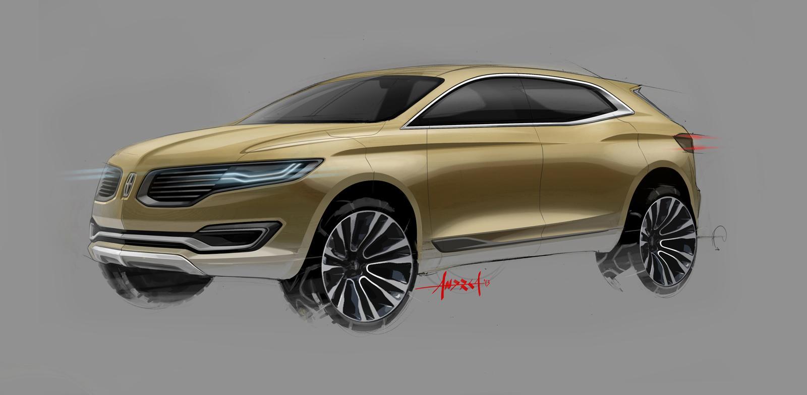 ί Lincoln Mkx Concept Autoblog Gr