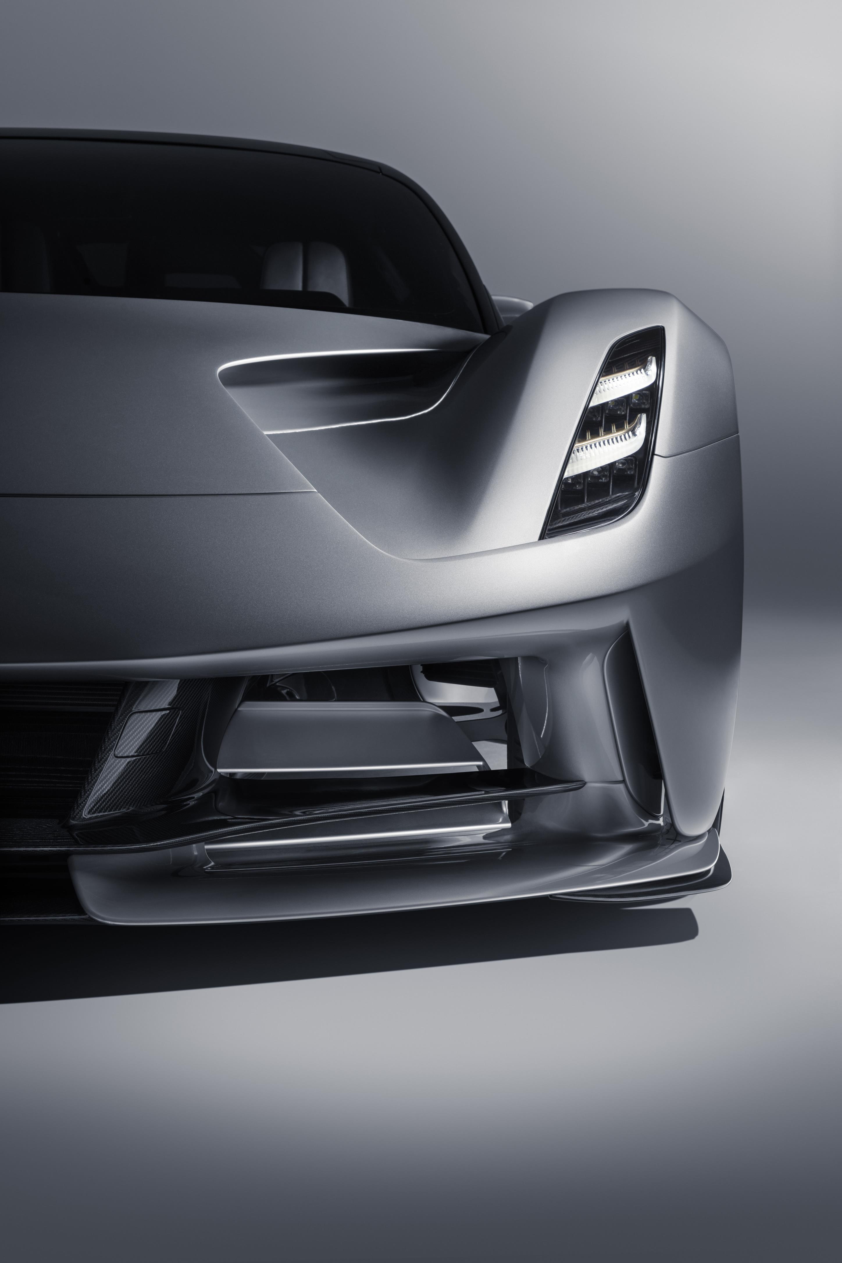 Lotus-Evija-Front-Detail