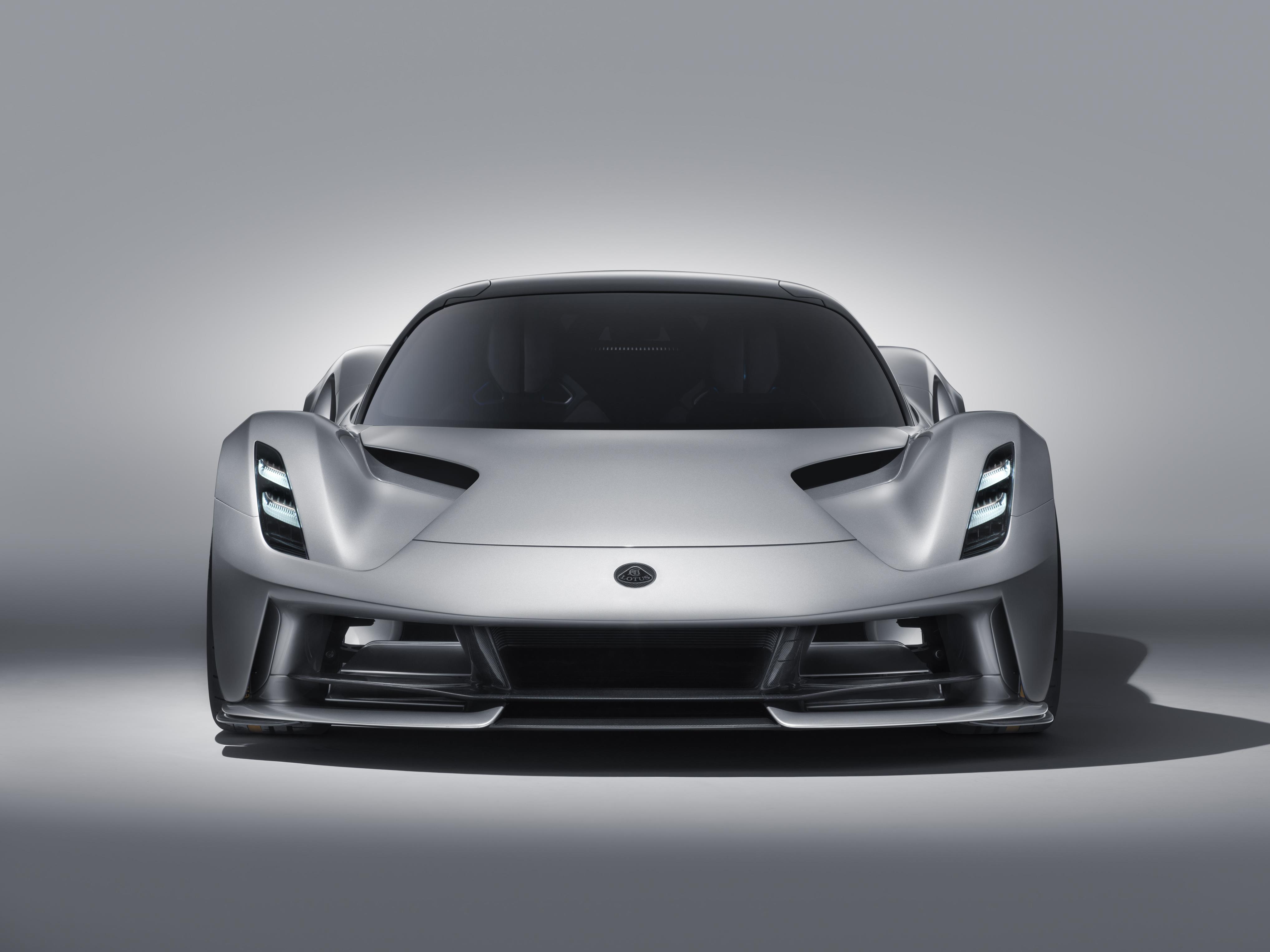 Lotus-Evija-Front