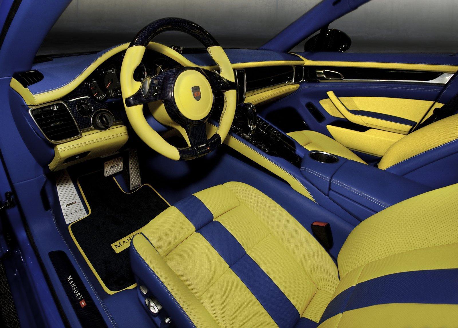 Porsche Panamera Turbo tuned