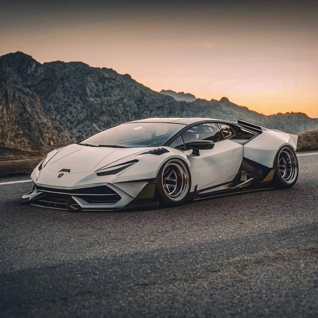 Η πρώτη χειροκίνητη Lamborghini Huracan στον κόσμο, με