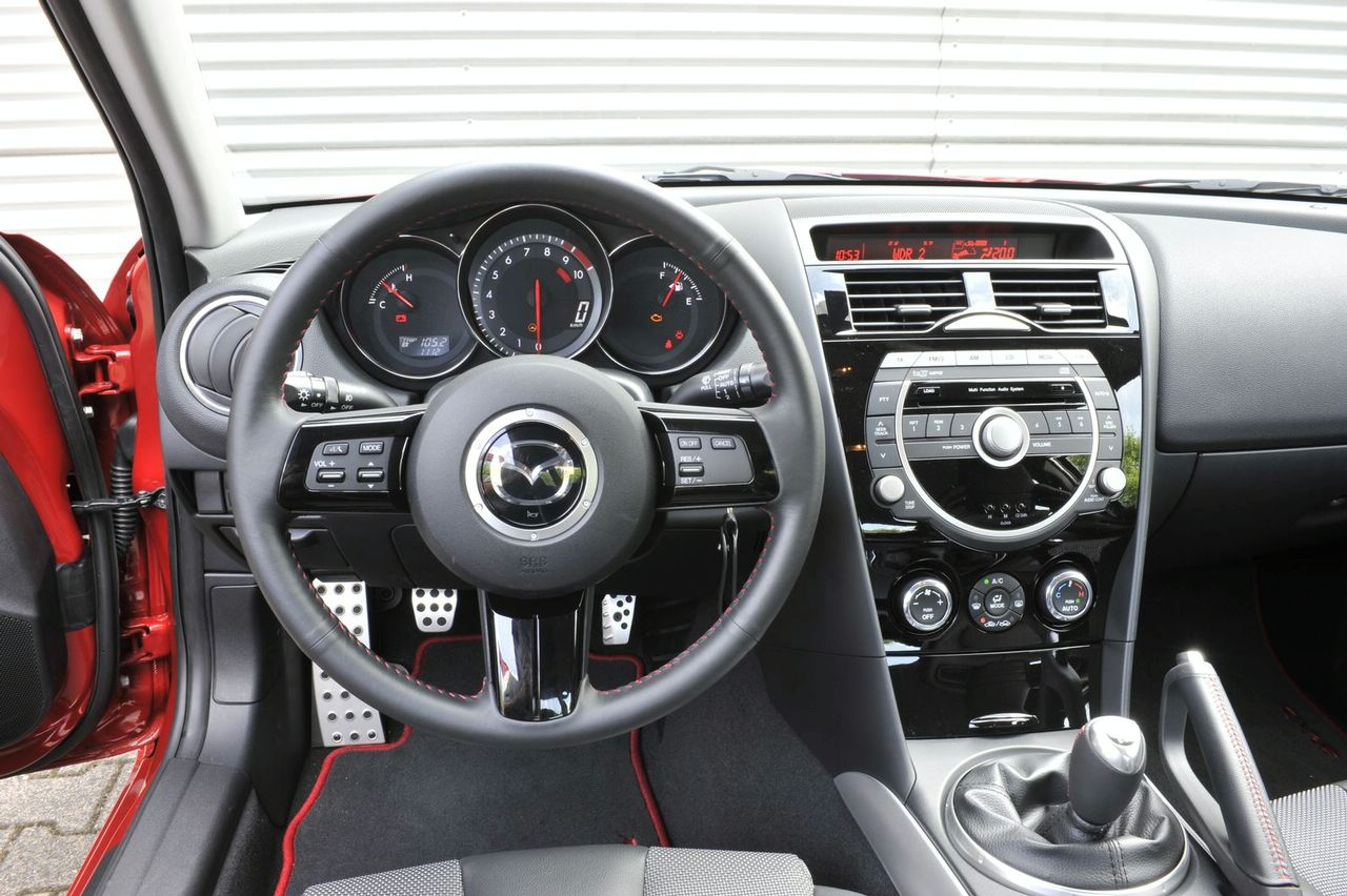 ί Mazda Rx 8 Facelift Autoblog Gr