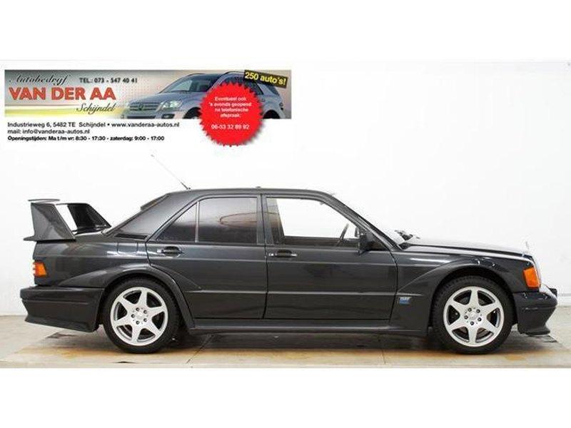 Mercedes 190e 2 5 16 evo ii for Mercedes benz 190e 2 5 16 evolution ii for sale