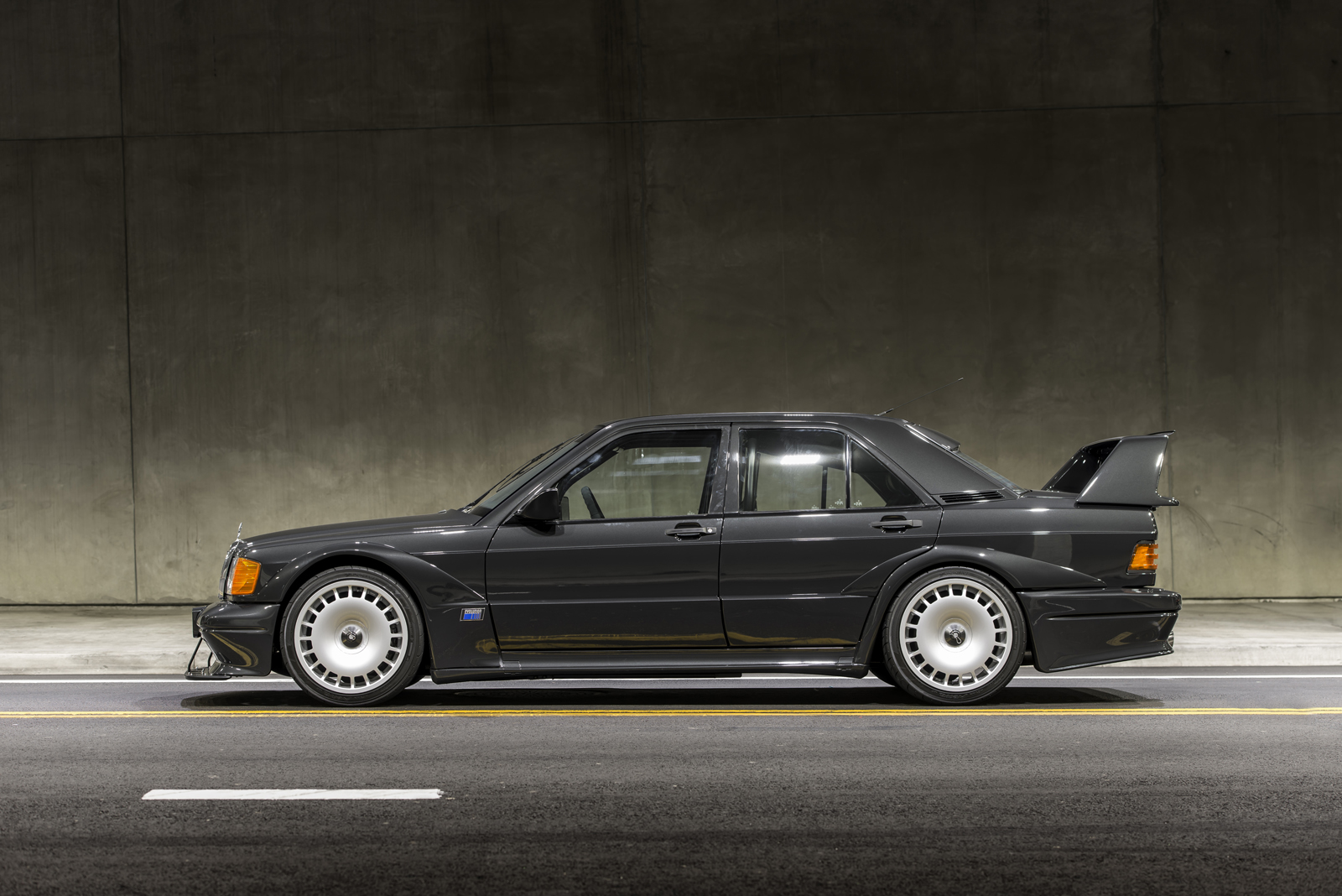 Mercedes 190E 2.5-16 Evo II in auction (9)