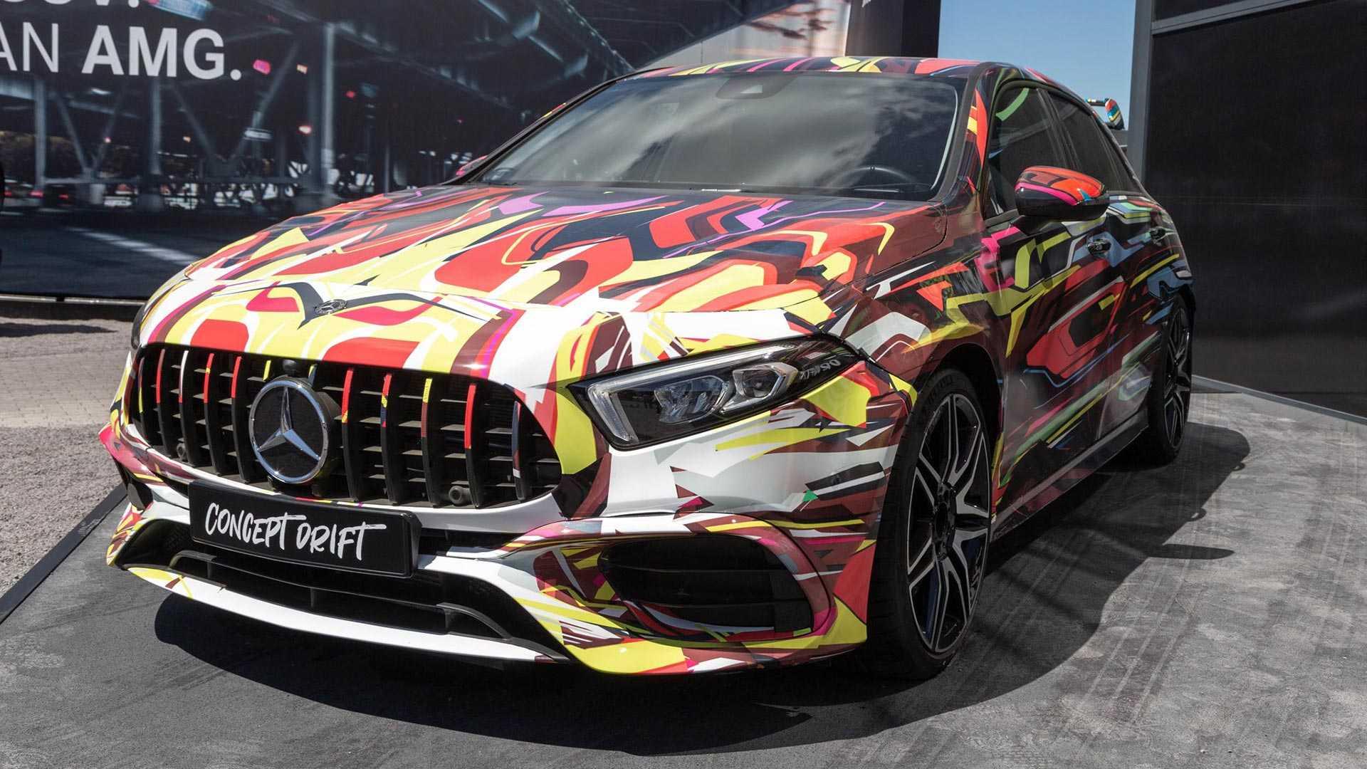 Mercedes-AMG_A45_Nurburgring_0000