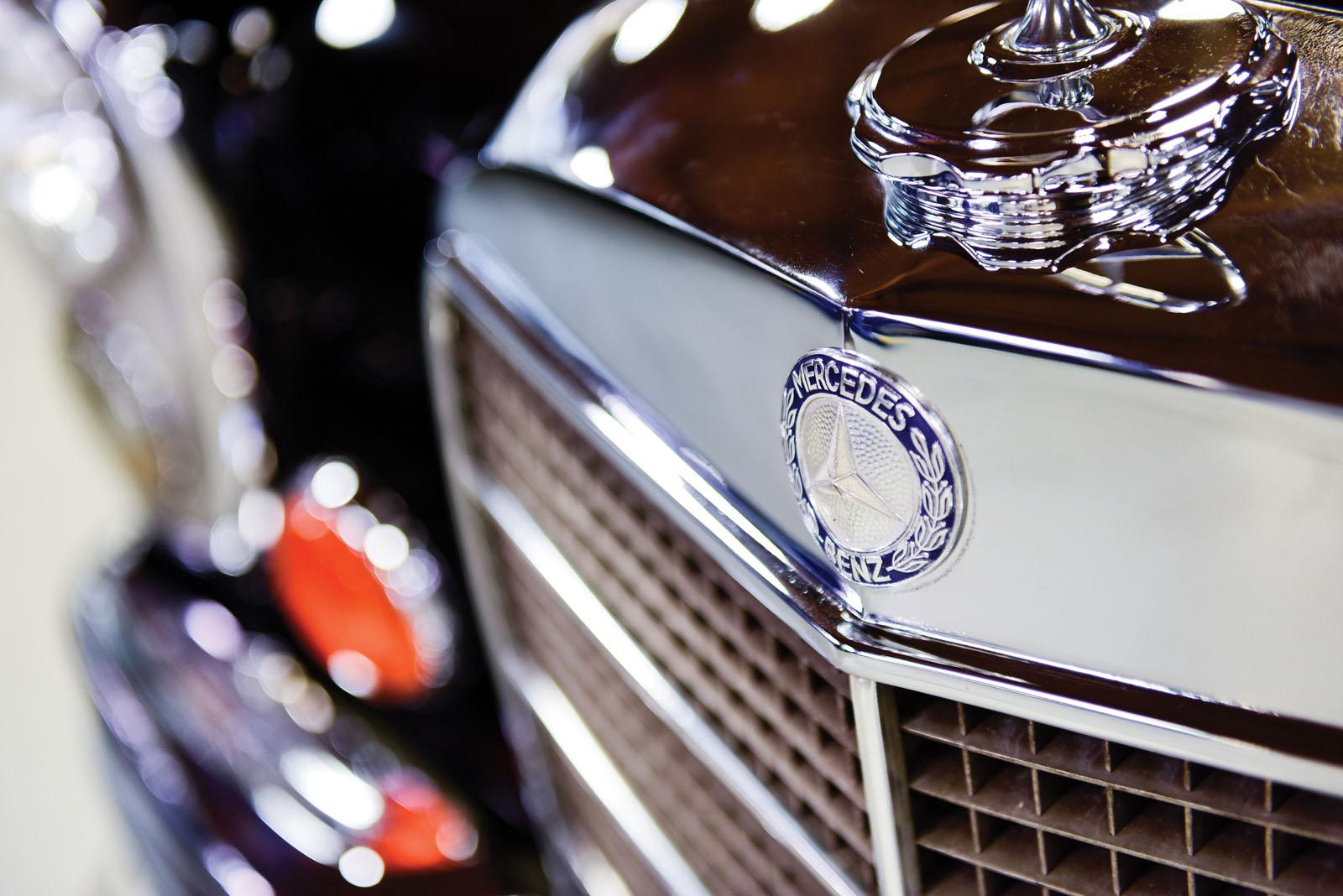 Mercedes-Benz 600 Pullman 1968 in auction (11)