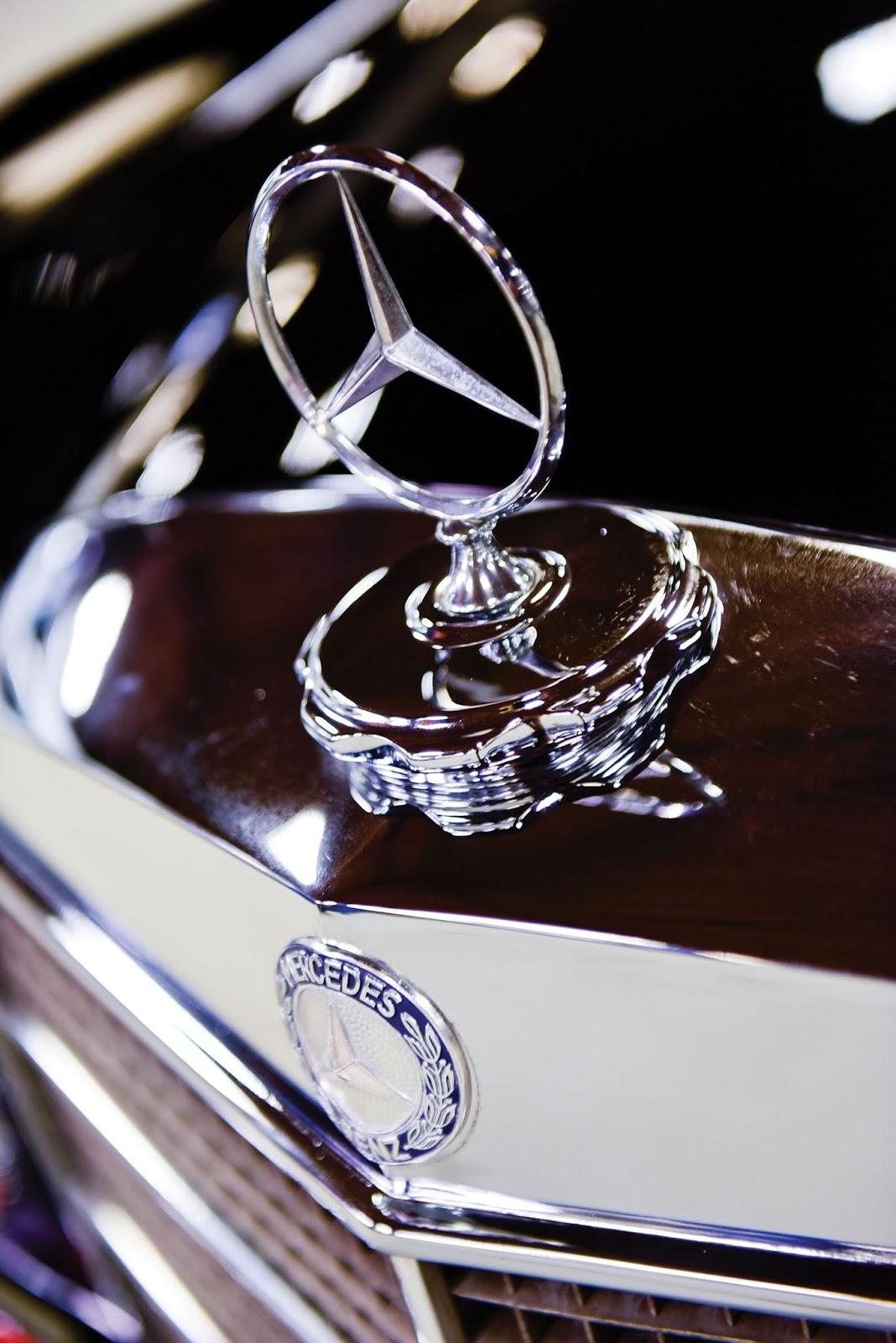 Mercedes-Benz 600 Pullman 1968 in auction (12)